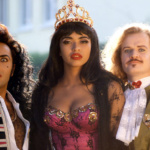 "CULTURE & CINEMA : Army of lovers ""Crucified"""