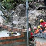 Brésil : les images de la violente tempête qui a fait au moins 44 morts, 12 blessés et 17.000 déplacés