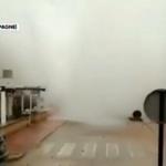 """CLIMAT : La tempête """"Gloria"""" fait des ravages en Espagne"""""""