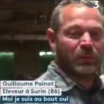Société : Esclavage moderne, Guillaume Poignot, éleveur de chèvres, évoque son quotidien.