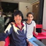 Culture & Cinéma: Didier Marouani et ses deux fils, Christopher et Raphaël lors d'un concert (Vidéo)