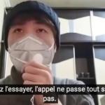 Santé publique : Coronavirus Un Chinois dénonce (Vidéo sous-titrée Français / English)