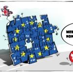 Suisse : Le conseil fédéral voudrait adhérer à l'Union européenne