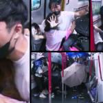 Chine : Violents heurts entre des manifestants et la police