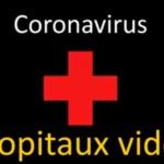 Coronavirus et hôpitaux surchargés : Mais où sont les malades ?