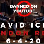 Censuré sur Youtube, la dernière partie de l'entretien avec David Icke