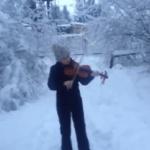 """CULTURE & CINÉMA : Rareș Mihai Florescu: instrumental cover on """"Je t'aime"""" by Lara Fabian"""