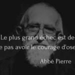 Société : La France recherche désespérément un nouvel Abbé Pierre et un nouveau Coluche