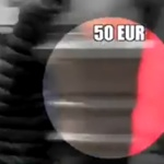Humour : faux euros –  Humor :  false euros