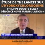 Cov-19, Lancet et manipulation : Sur le vif !