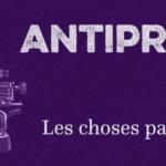 AntiPresse : La vérité qui dérange mais, la vérité