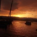 L'image du jour : Magnifique coucher de soleil à Genève / Picture of the day :  Beautiful sunset in Geneva