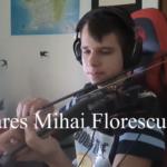Rares Mihai Florescu : Quand l'amour se conjugue à l'amitié et que l'amour devient platonique