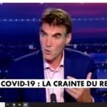 """Crise covid-19 : Le Professeur Toussaint """"fait très peur"""" au journaliste de Cnews !"""