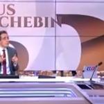 Darius Rochebin, ex star de la RTS (Radio Télévision Suisse) interview Didier Raoult