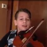 Rares Mihai Florescu : Il assure, pas une seule mauvaise note c'est mon ami / Rare Mihai Florescu: not a single wrong note