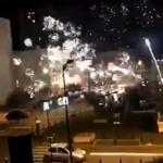 11 octobre 2020 / Champigny-sur-Marne :Le commissariat de Champigny-sur-Marne attaqué peu après minuit par des dizaines de personnes à coups de mortiers et de barres de fer