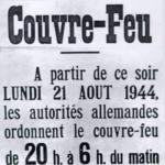 Couvre feu : On avait jamais vu ça en France depuis la guerre d'Algérie