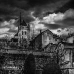 L'image du jour : L'esprit d'Halloween à Genève /  Image of the day : The spirit of Halloween in Geneva