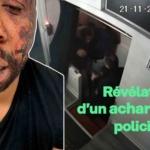 IL NE PORTAIT PAS DE MASQUE : TROIS POLICIERS LE TABASSENT CHEZ LUI [VIDEO]