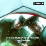 Humour et cynisme : L'ami policier /  Humor and Cynicism : my friend the policeman