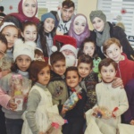 Noël en Syrie : Une image pour dire 1000 mots /  Christmas in Syria: A picture to say 1000 words