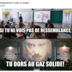 L'image du jour : Voyez-vous une similitude ? / Picture of the day : Do you see a similarity ?