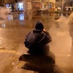 "La Roumanie vaccine les sans-abri, appartenant à la catégorie ""prioritaire"" / Romania vaccinates the homeless, belonging to the ""priority"" category"