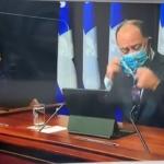 Double masque bientôt obligatoire ? /  Double mask soon mandatory ?